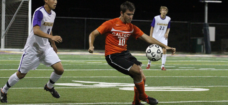 Men's Soccer Falls to Cal Lutheran
