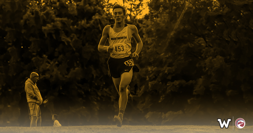 CCC Names Caruso as Runner of the Week