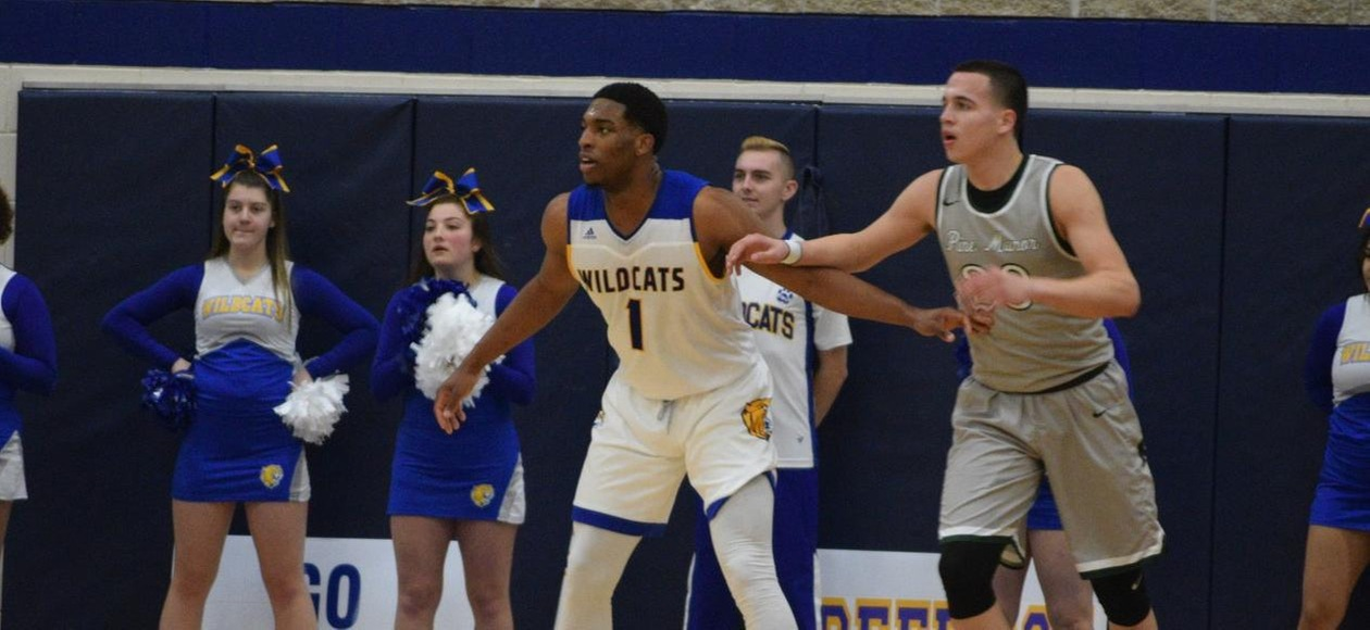 Second Half Slump Does in Men's Basketball at Luck Stone Classic