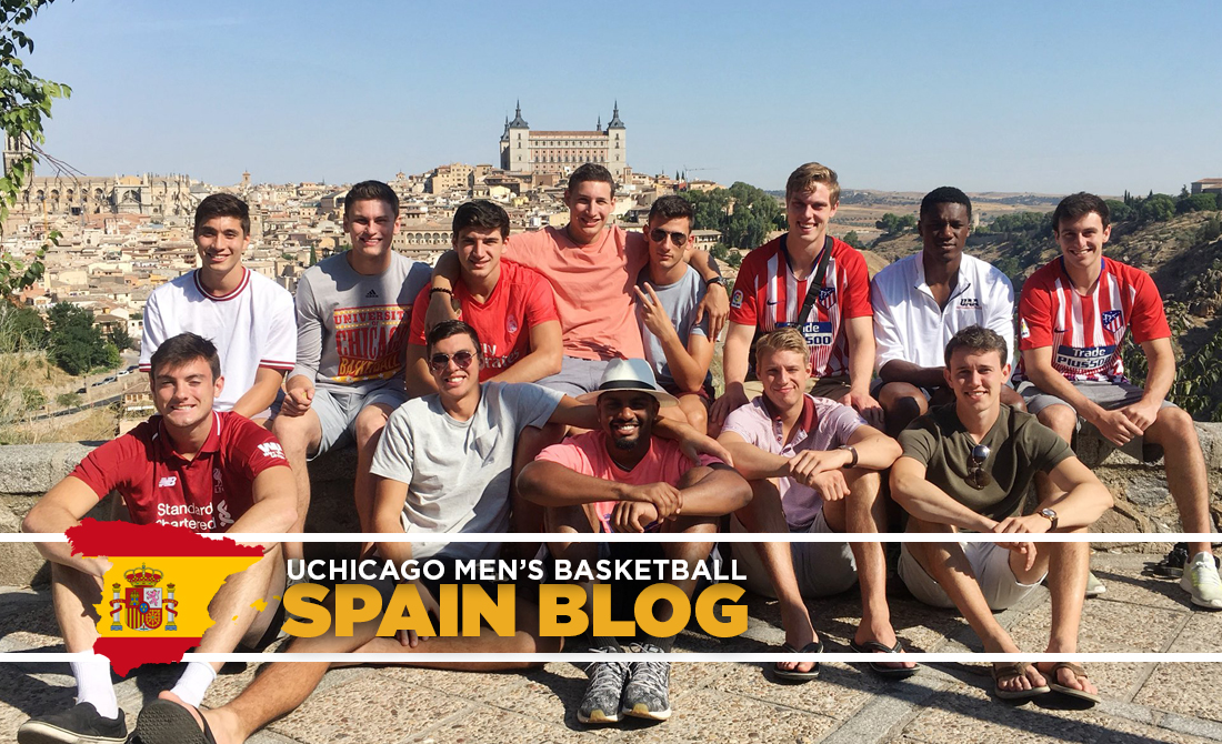 UChicago Men's Basketball Spain Tour: Day 9