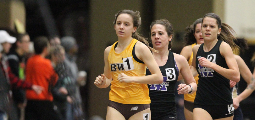 Sophomore All-OAC distance runner Kelly Brennan (Photo courtesy of John Reid)