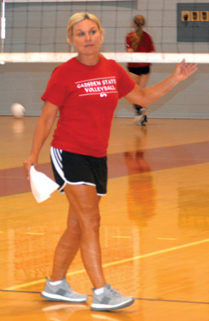 Clark heads up Gadsden State volleyball program