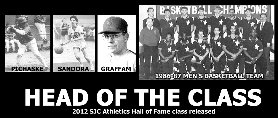 2012 SJC Athletics Hall of Fame Class Released