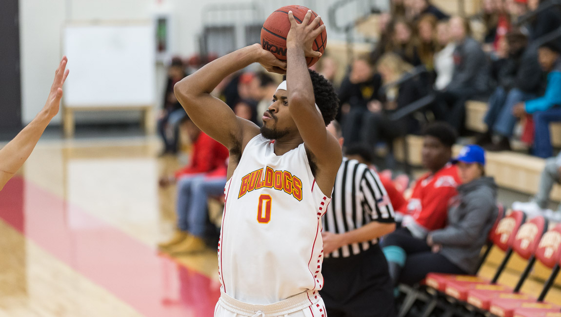 King's Putback Lifts Ferris State Men's Basketball To League-Opening Victory