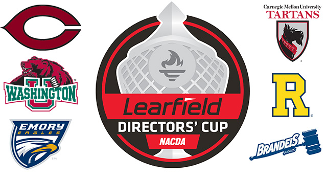 Six UAA Institutions Finish Fall in Top-35 of Directors' Cup Standings
