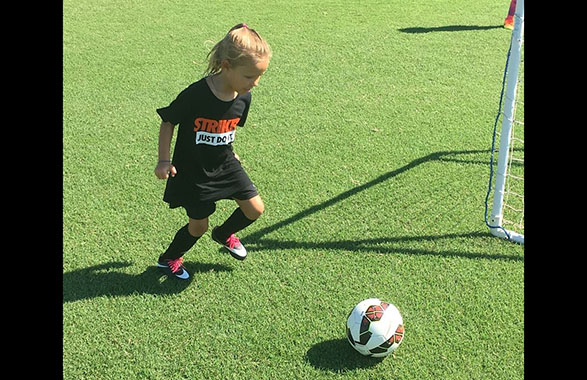 Mini Ballers: New Summer Programming for Our Youngest Strikers