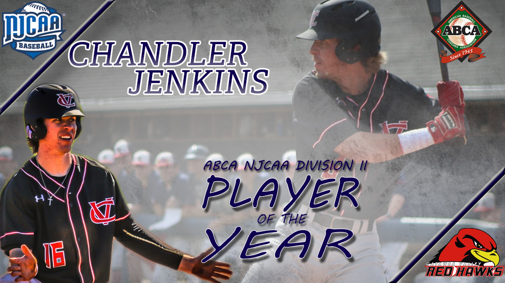 Chandler Jenkins named DII Player of the Year