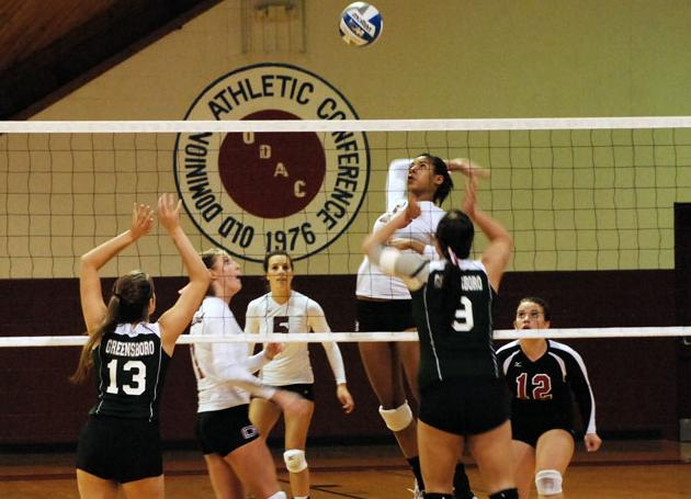 Guilford Volleyball Picked Seventh in Preseason ODAC Poll