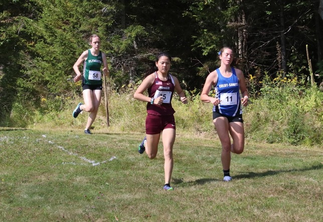 Cross Country: Cadet Women, Men Take 27th at Conn. College Invitationa;l
