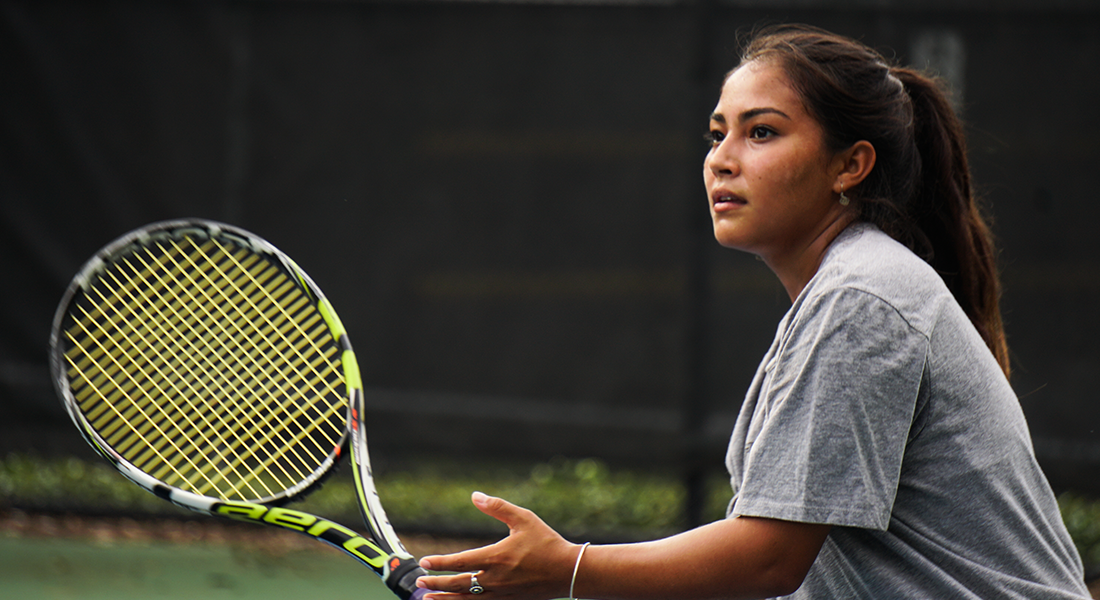 Women's Tennis Grabs 9-0 Win Over Howard Payne