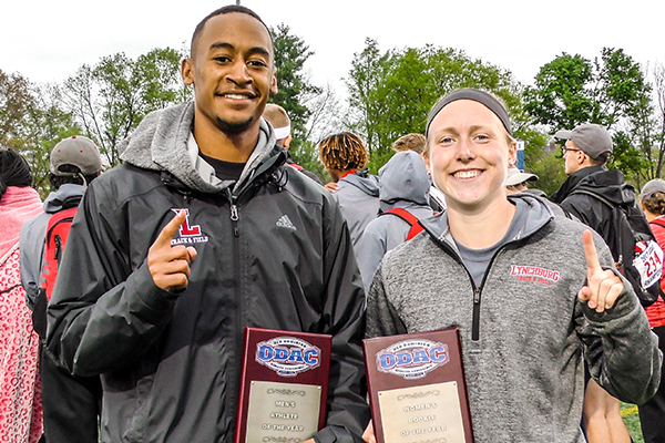 Deacon and Truman Highlight ODAC Championships