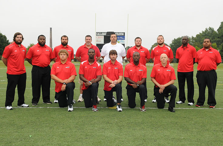 Football: Coaching staff taking a taste of LaGrange College Football to Panama