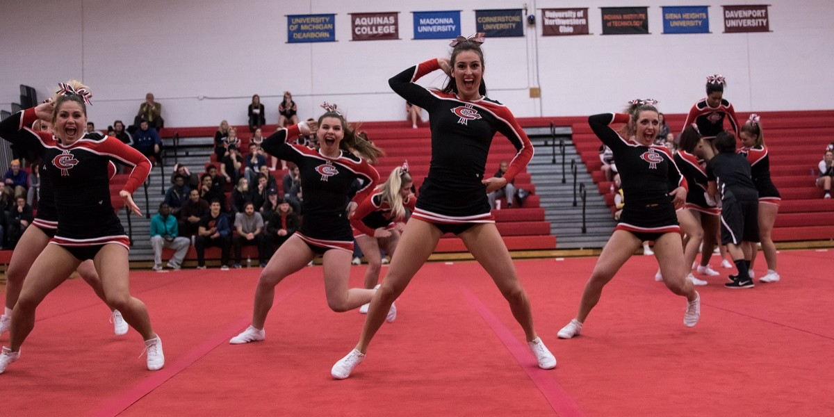Photo for Cheer takes 3rd at WHAC Championship