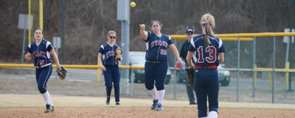 Chargers Push Past Nyack Softball In Conference Loss On The Road
