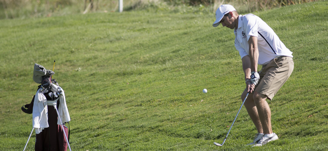 Golf Places 11th at Hampton Inn Collegiate Invite
