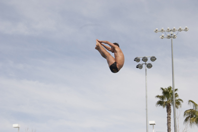 Divers Perform Well At Bulldog Diving Invite