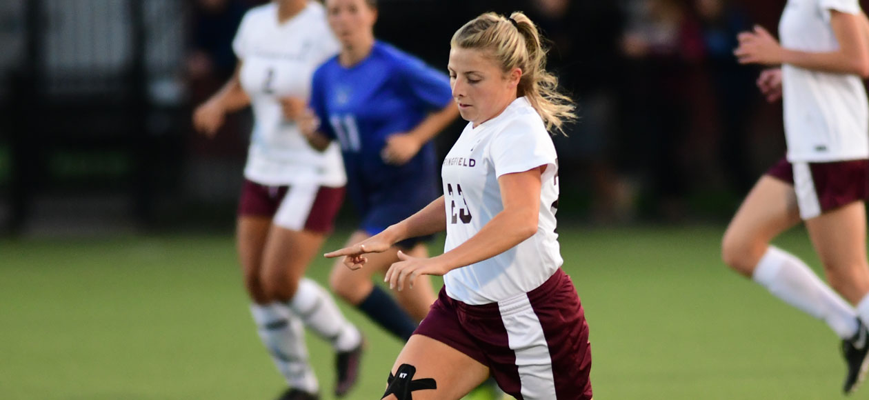 Women's Soccer Earns Second-Straight Win; Defeats Roger Williams, 4-0