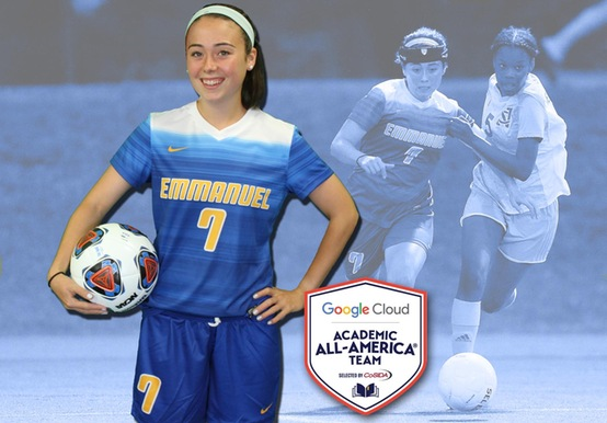 GUTHRIE NAMED GOOGLE CLOUD FIRST TEAM ACADEMIC ALL-AMERICAN