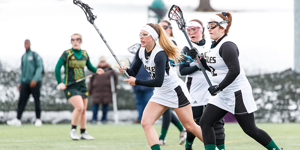 Women's Lacrosse Drops Road Game at Western New England, 14-9