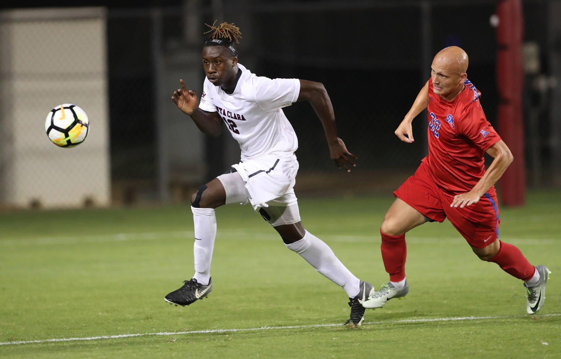 Men's Soccer Kicks Off WCC Play Against San Francisco