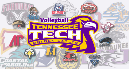 Volleyball schedule features three non-conference tournaments