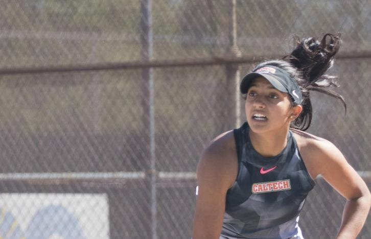 Women's Tennis Wins First Match of 2019 at No. 27 Whitman