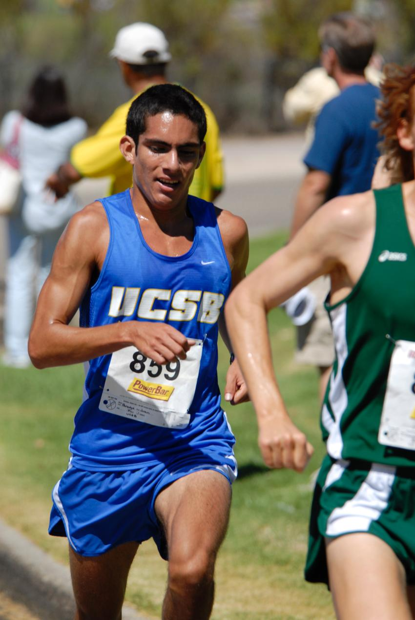 Gaucho Men Take a  2nd-Place Finish, Women are 3rd at Big West Championship