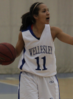 Wellesley Basketball Falls to WPI
