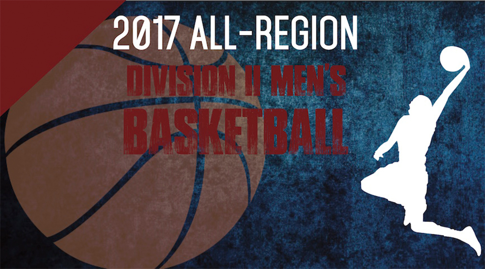 Photo for Men's Basketball All-Region Teams Announced