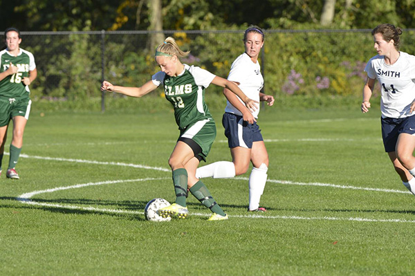Women's Soccer Tops Wheelock College, 11-0
