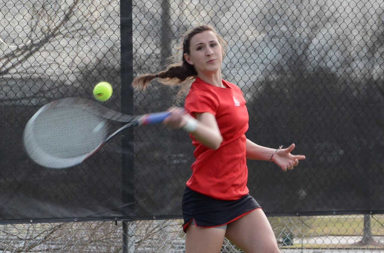 Women's Tennis: Panthers blank Mary Baldwin for second straight USA South match win