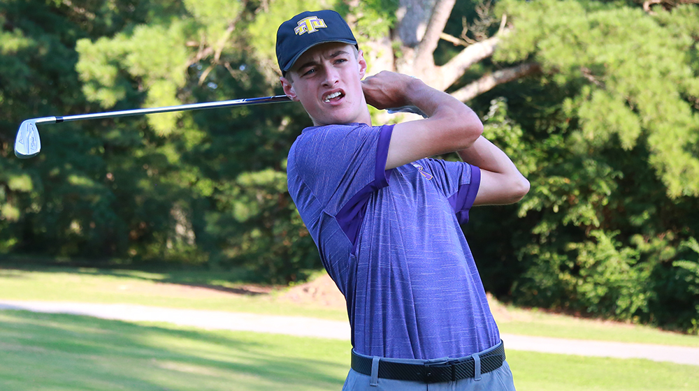 Golden Eagles in action at Hummingbird Intercollegiate starting Monday