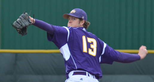 Niagara wins pitcher's duel, beats Golden Eagles in extras, 4-2