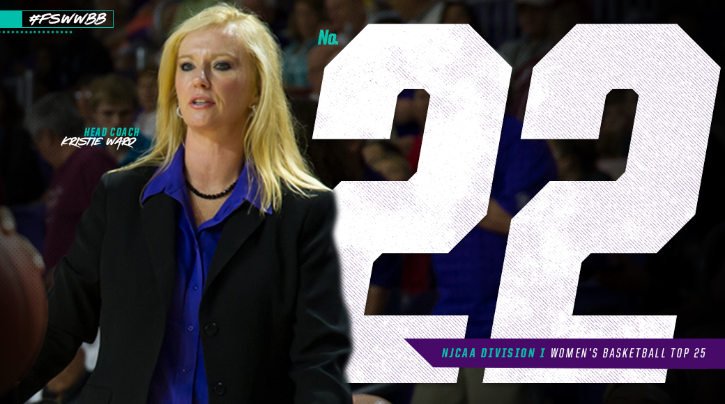 #FSWWBB Ranked No. 22 In NJCAA National Poll