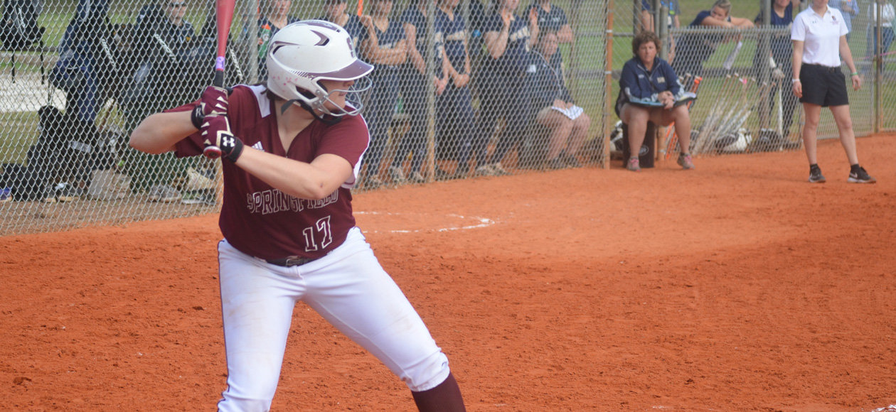 Drobiak Leads Softball to Season-Opening Doubleheader Sweep in Florida