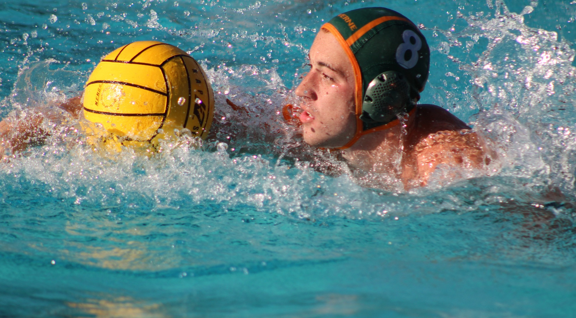 Men's Water Polo gives No. 19 Sagehens scare