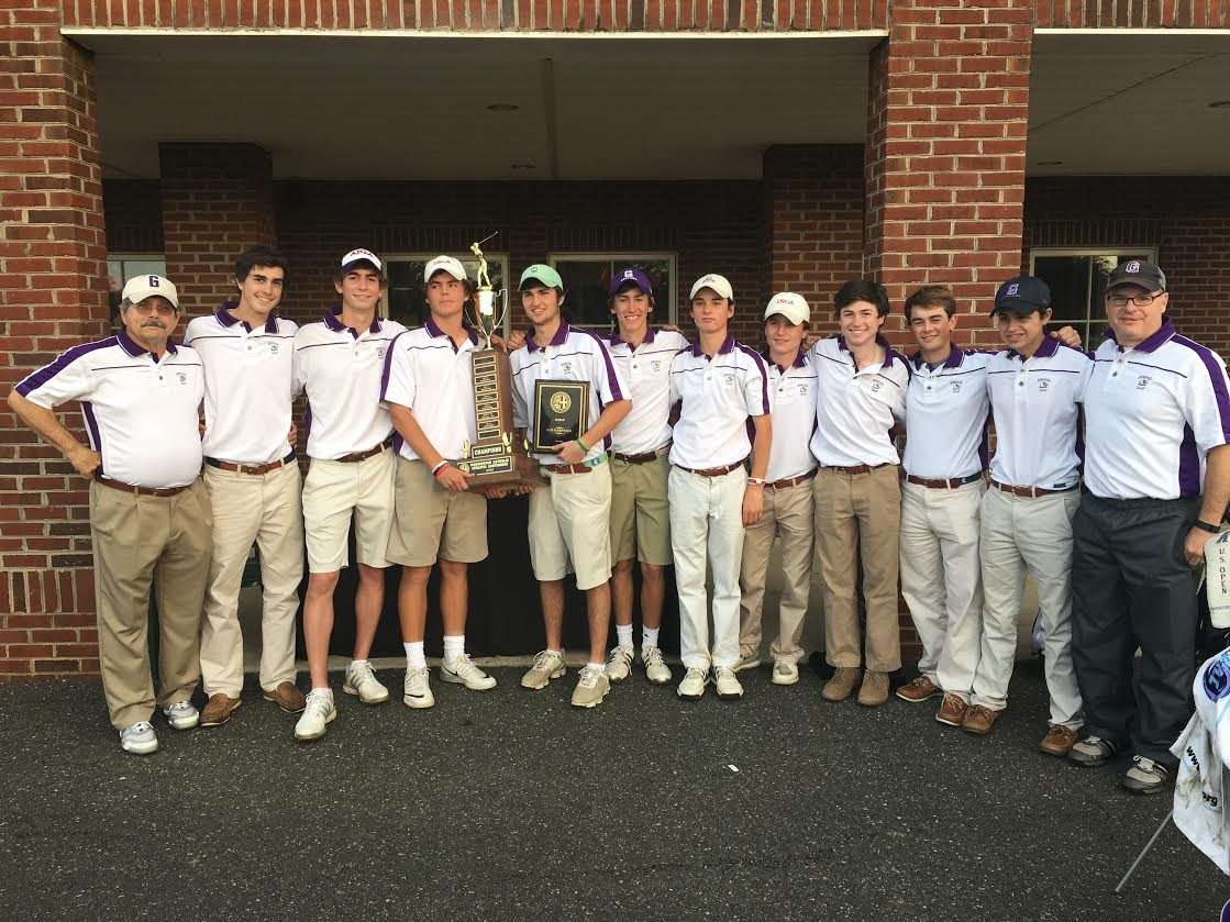 2016 Golf Champions Gonzaga College