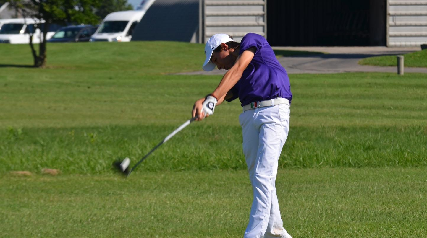 Men's Golf Cards a Strong Performance at the HCAC Championships