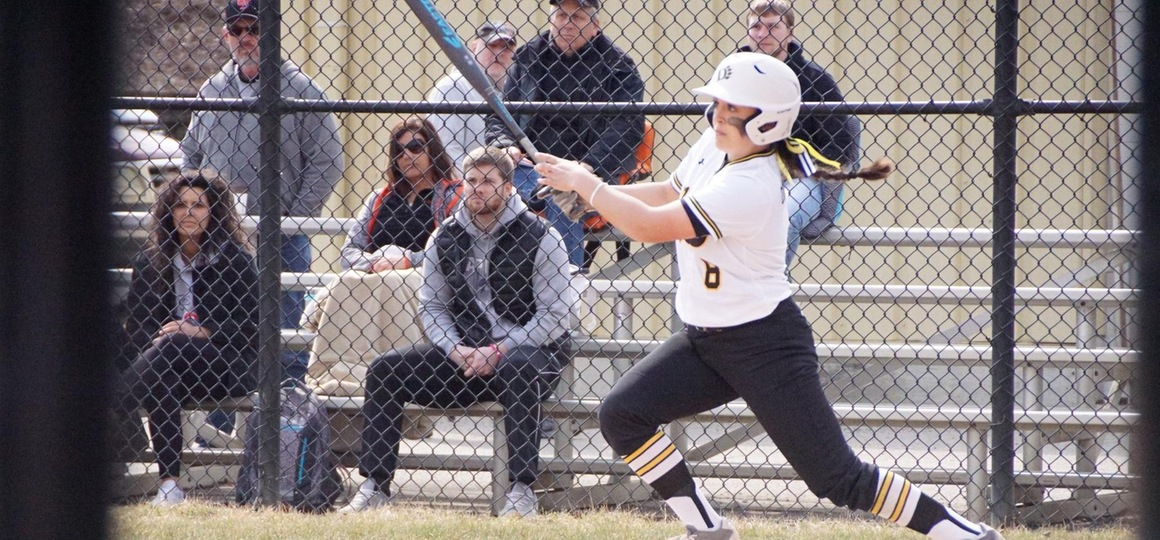 Softball Splits With Ashland For Second Time This Season
