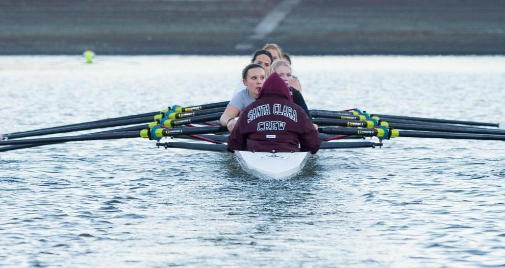 Women's Rowing Competes in Three Races vs. Saint Mary's, UC Davis