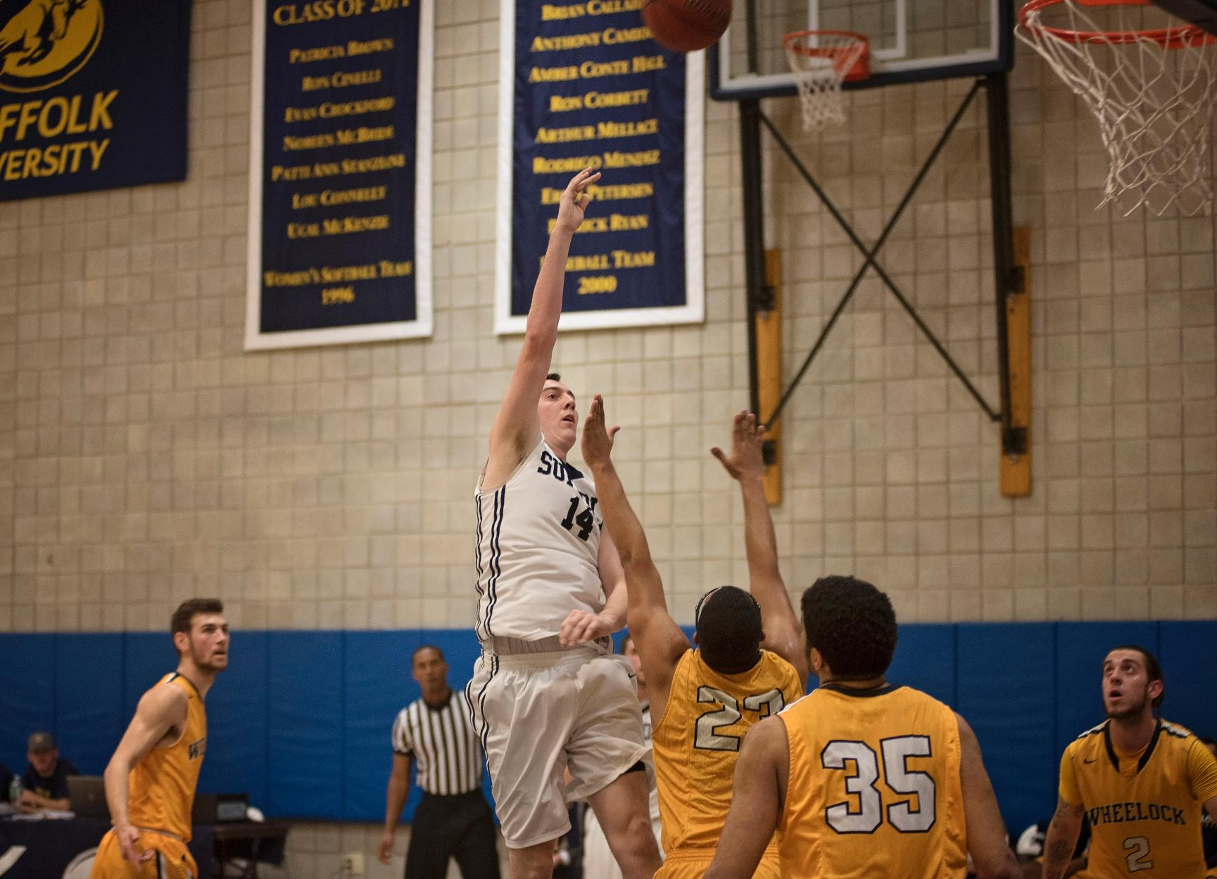 Men's Basketball Treks to Rochester for Chuck Resler Tournament