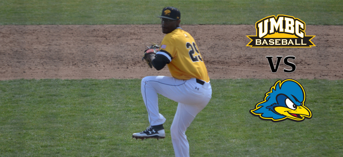 UMBC Baseball Concludes Home Stand Against Delaware on Wednesday
