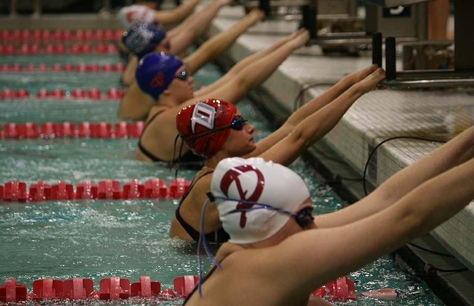 Swimming and Diving Championships - Day 3