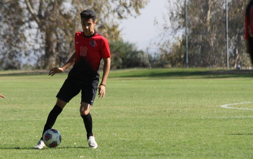 PANTHERS FALL TO CERRITOS 2-1