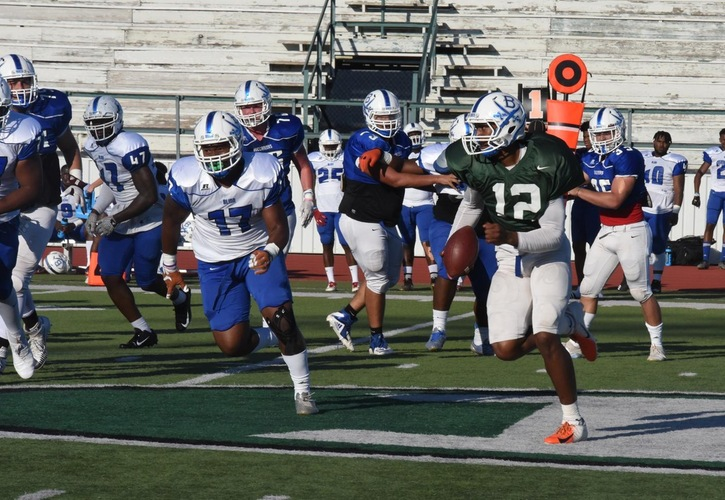 Blinn College Football Tops SWJCFC Preseason Polls
