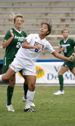 No. 20 Gauchos Continue to Roll as they Defeat Montana 4-0