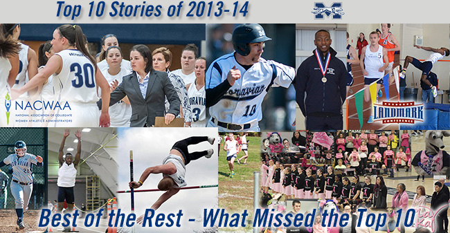 Top 10 Stories of 2013-14 - Best of the Rest - What Missed the Top 10