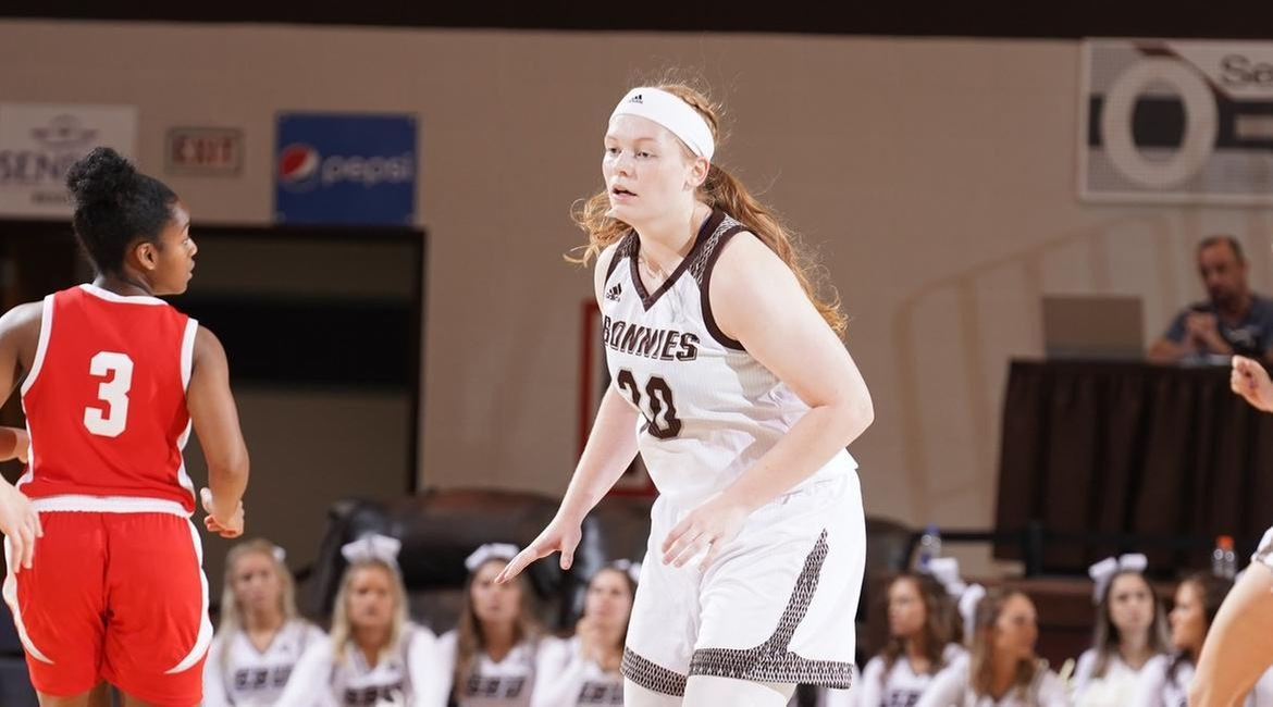 Tucker's Career Night Not Enough As Bonnies Fall At Bucknell, 68-60
