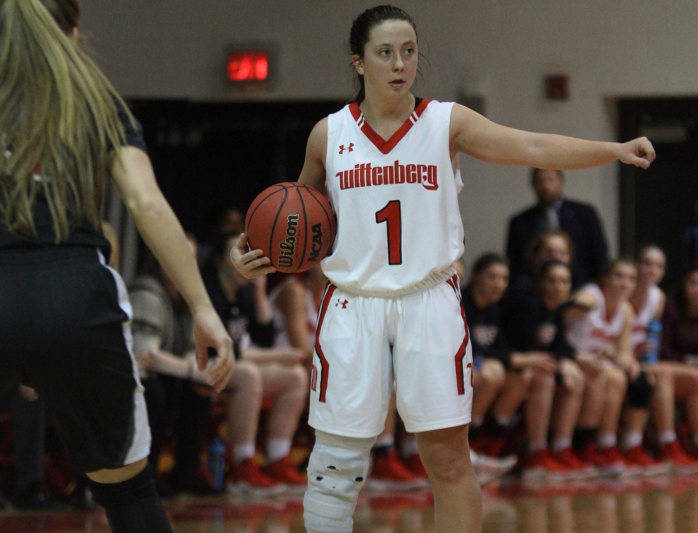 Sophomore Delaney Williams hit a clutch three-pointer at the end of regulation, but Denison knocked down a bucket with 0.9 seconds left in double OT to give the Big Red a 78-76 win over the Tigers