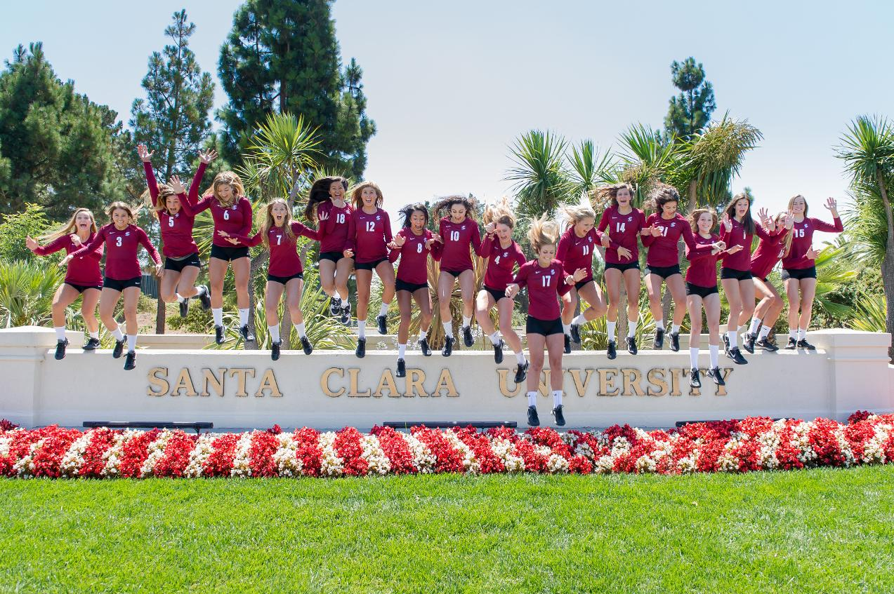 Check Out Video and Photos of Volleyball's Photo Day